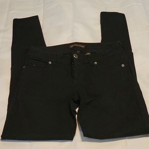 The Limited exact stretch black dress jeans size 2